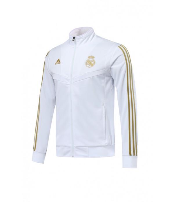 CFB3-Camisetas Chaqueta Real Madrid 2019 2020