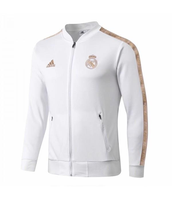 CFB3-Camisetas Chaqueta Real Madrid 2019 2020 -002