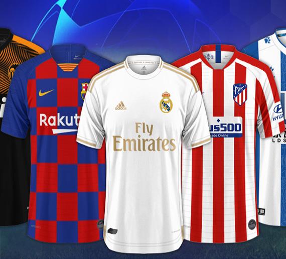 Liga de España baratas & replicas - 2019 2020