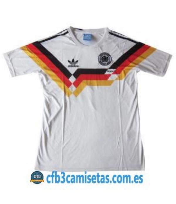CFB3-Camisetas Camiseta Alemania Euro 1988