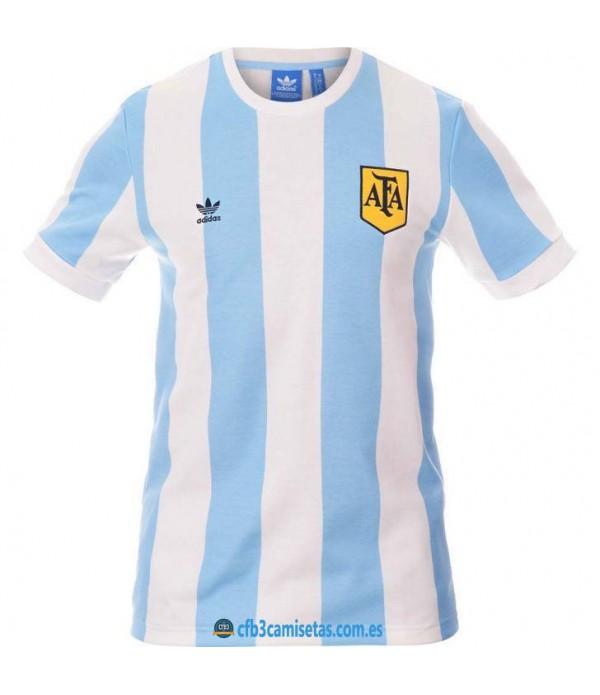 CFB3-Camisetas Camiseta Argentina Mundial 1978