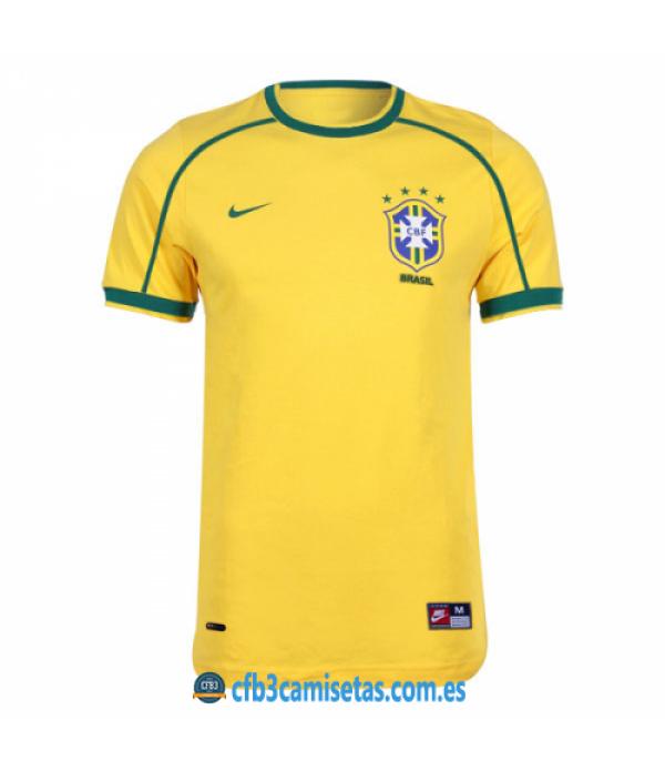CFB3-Camisetas Camiseta Brasil Mundial 1998