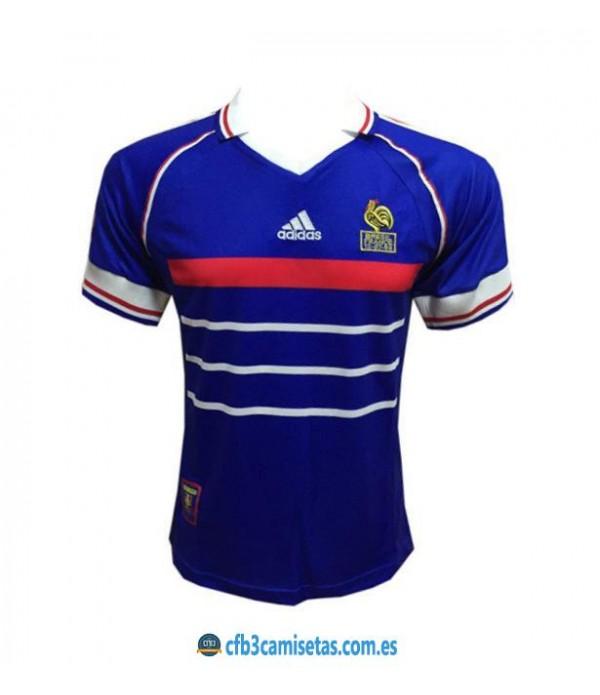 CFB3-Camisetas Camiseta Francia Mundial 1998