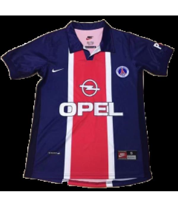 CFB3-Camisetas PSG 1a Equipación 1998