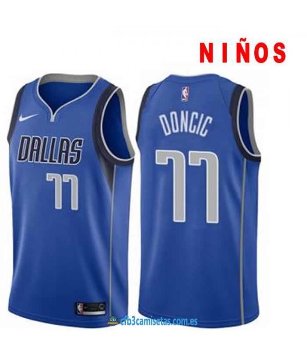 CFB3-Camisetas Luka Doncic Dallas Mavericks Icon N...