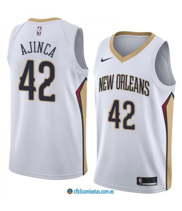 CFB3-Camisetas Alexis Ajinça New Orleans Pelicans...