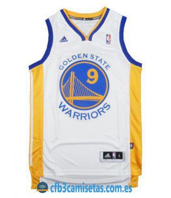 CFB3-Camisetas Andre Iguodala Golden State Warriors Home