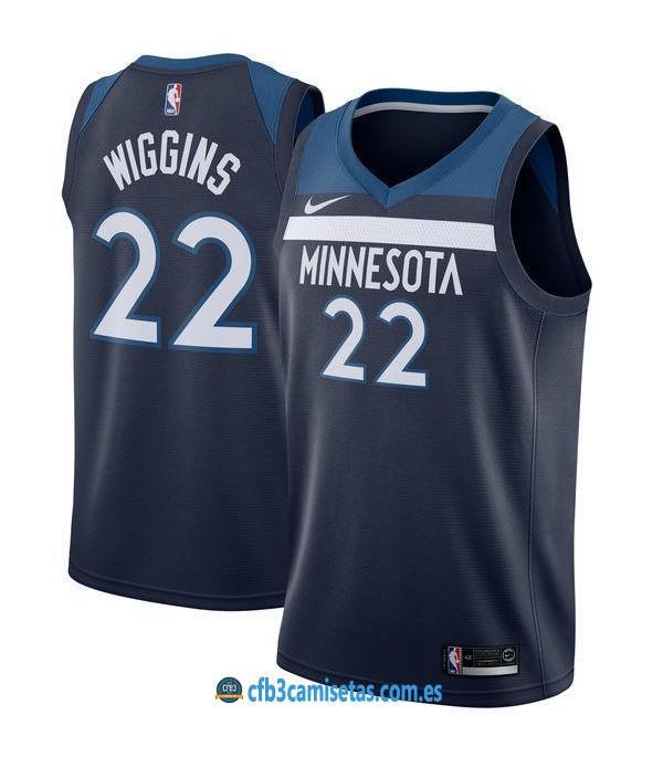 CFB3-Camisetas Andrew Wiggins Minnesota Timberwolv...