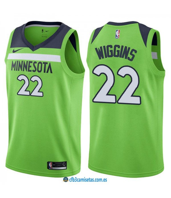 CFB3-Camisetas Andrew Wiggins Minnesota Timberwolves Statement