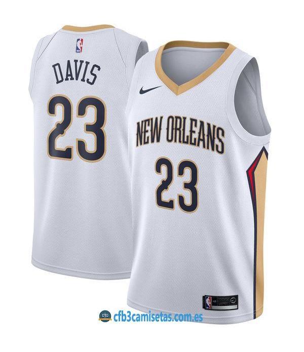 CFB3-Camisetas Anthony Davis New Orleans Pelicans Association