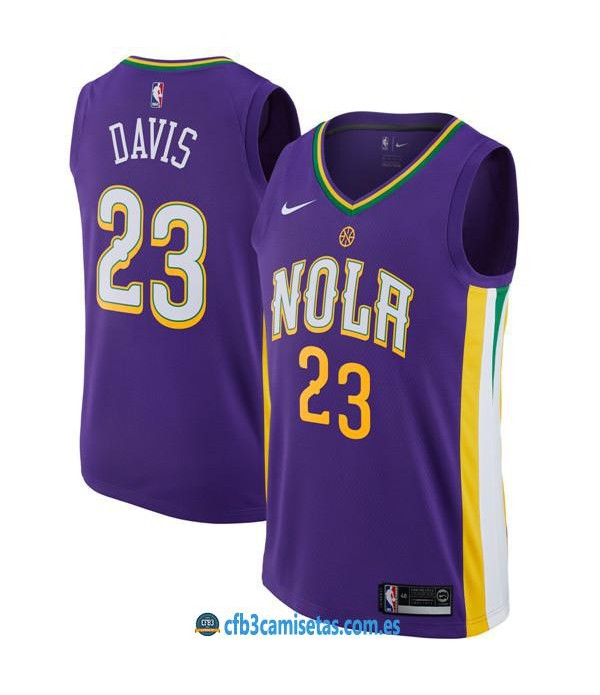 CFB3-Camisetas Anthony Davis New Orleans Pelicans ...