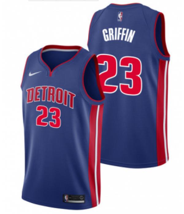 CFB3-Camisetas Blake Griffin Detroit Pistons Icon