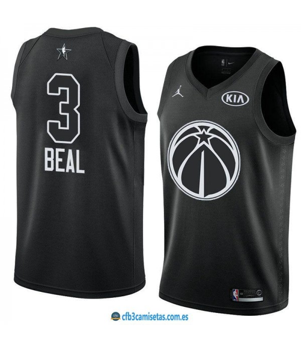 CFB3-Camisetas Bradley Beal 2018 All Star Black