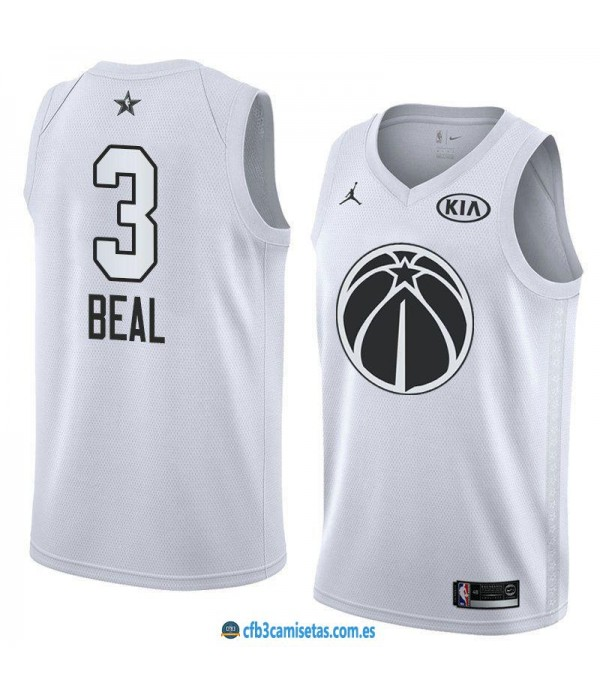 CFB3-Camisetas Bradley Beal 2018 All Star White