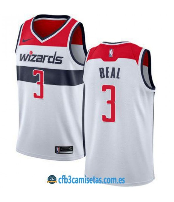 CFB3-Camisetas Bradley Beal Washington Wizards Ass...