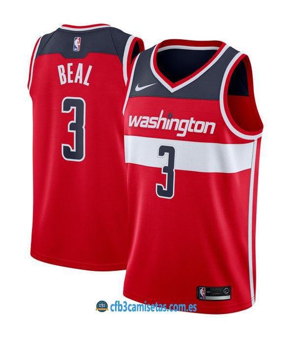 CFB3-Camisetas Bradley Beal Washington Wizards Ico...