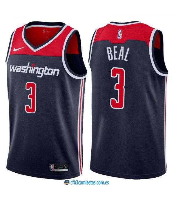 CFB3-Camisetas Bradley Beal Washington Wizards Statement