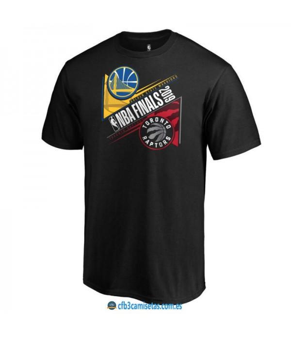 CFB3-Camisetas Camiseta NBA Finals 2019