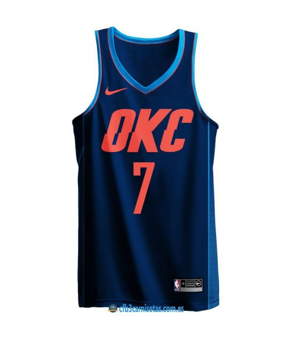 CFB3-Camisetas Carmelo Anthony Oklahoma City Thunder Statement