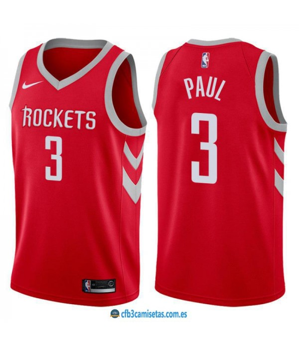 CFB3-Camisetas Chris Paul Houston Rockets Icon