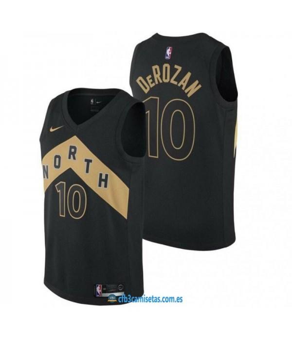 CFB3-Camisetas DeMar DeRozan Toronto Raptors City Edition