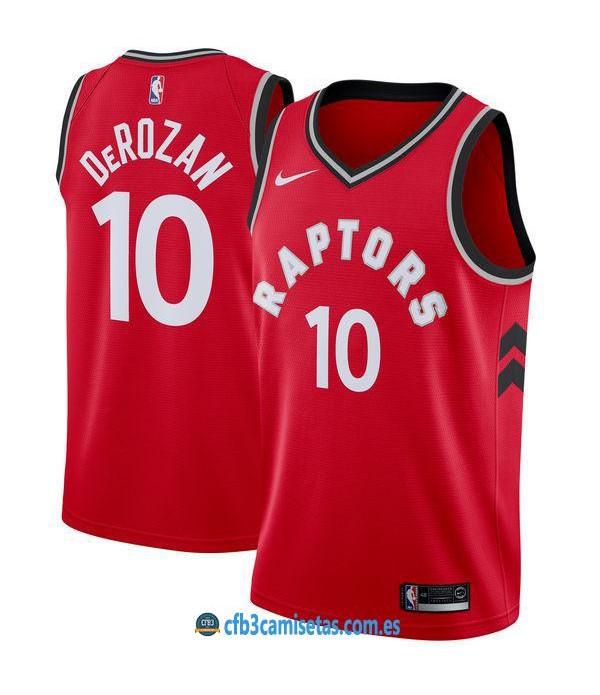 CFB3-Camisetas DeMar DeRozan Toronto Raptors Icon