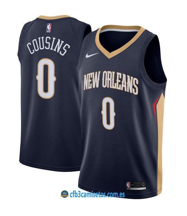 CFB3-Camisetas DeMarcus Cousins New Orleans Pelica...