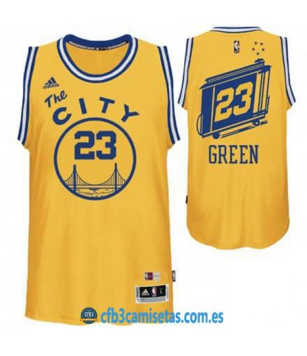 CFB3-Camisetas Draymond Green Golden State Warrior...