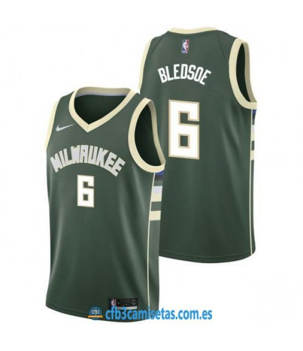 CFB3-Camisetas Eric Bledsoe Milwaukee Bucks Icon