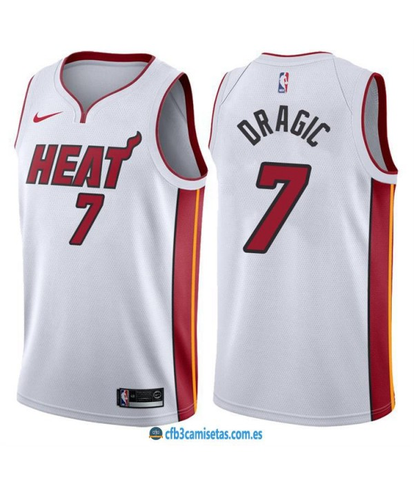 CFB3-Camisetas Goran Dragić Miami Heat Associatio...