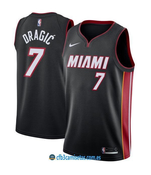 CFB3-Camisetas Goran Dragić Miami Heat Icon