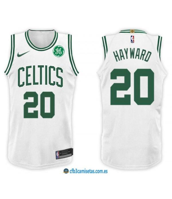 CFB3-Camisetas Gordon Hayward Boston Celtics Assoc...