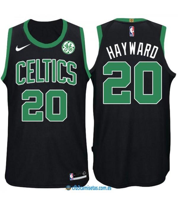 CFB3-Camisetas Gordon Hayward Boston Celtics State...