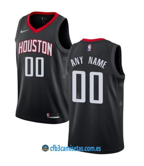 CFB3-Camisetas Houston Rockets Statement PERSONALI...