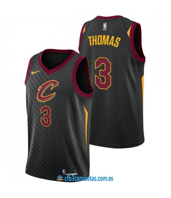 CFB3-Camisetas Isaiah Thomas Cleveland Cavaliers C...