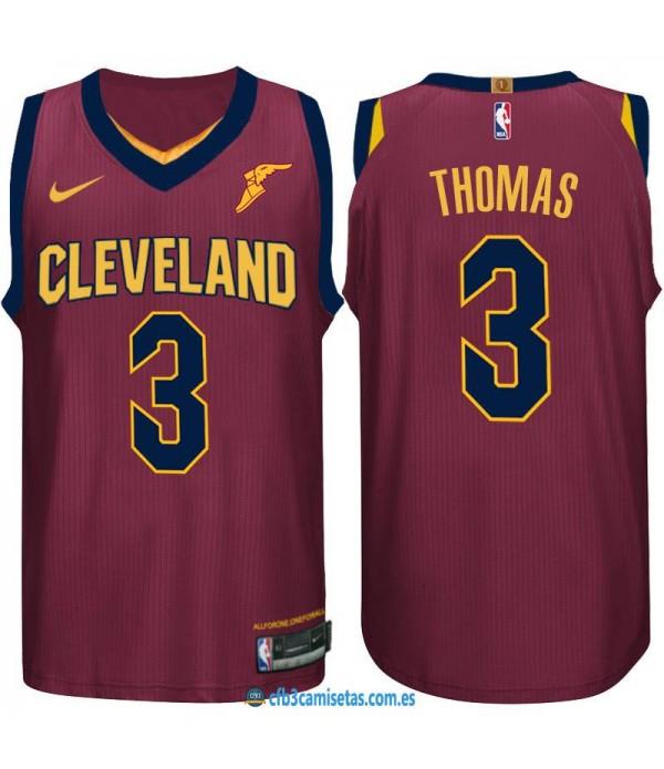 CFB3-Camisetas Isaiah Thomas Cleveland Cavaliers I...