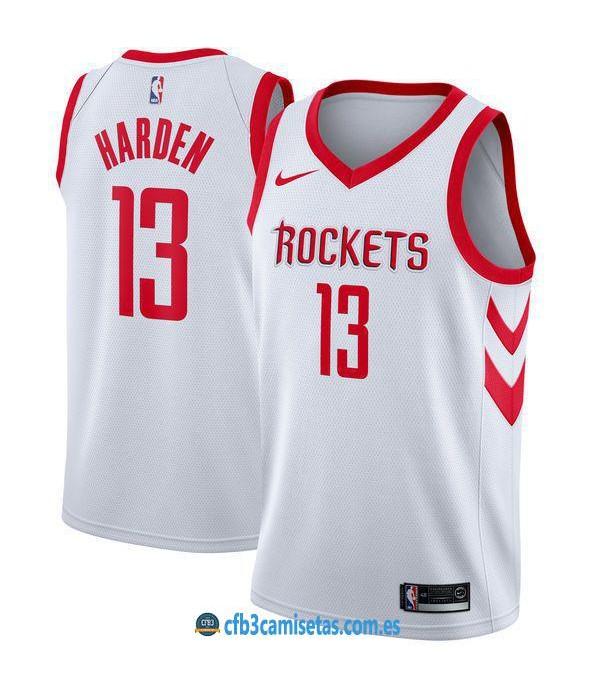 CFB3-Camisetas James Harden Houston Rockets Associ...