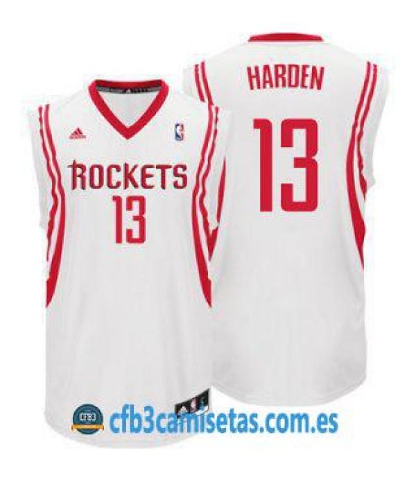 CFB3-Camisetas James Harden Houston Rockets Home