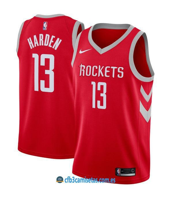 CFB3-Camisetas James Harden Houston Rockets Icon