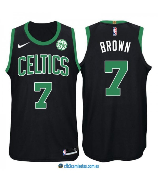 CFB3-Camisetas Jaylen Brown Boston Celtics Stateme...