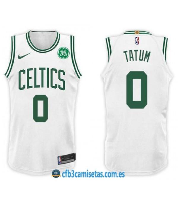 CFB3-Camisetas Jayson Tatum Boston Celtics Associa...