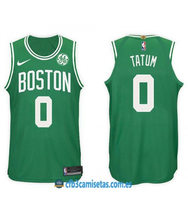 CFB3-Camisetas Jayson Tatum Boston Celtics Icon