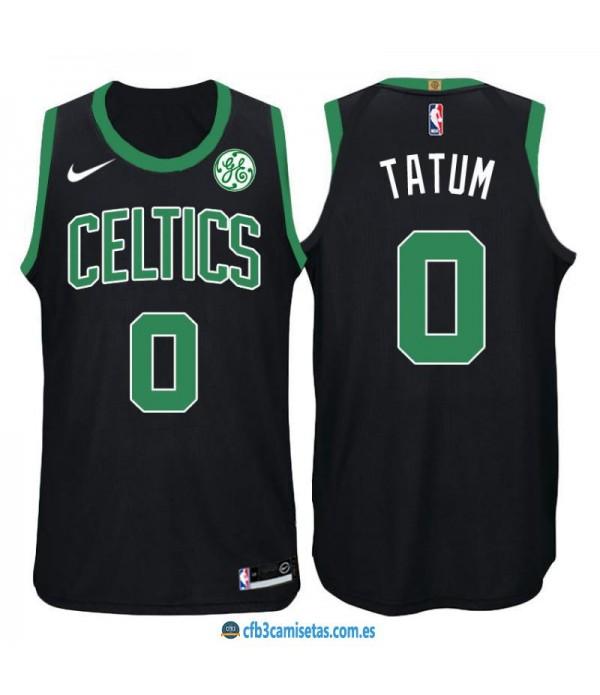 CFB3-Camisetas Jayson Tatum Boston Celtics Stateme...