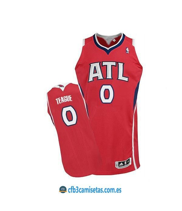 CFB3-Camisetas Jeff Taegue Atlanta Hawks Alternate