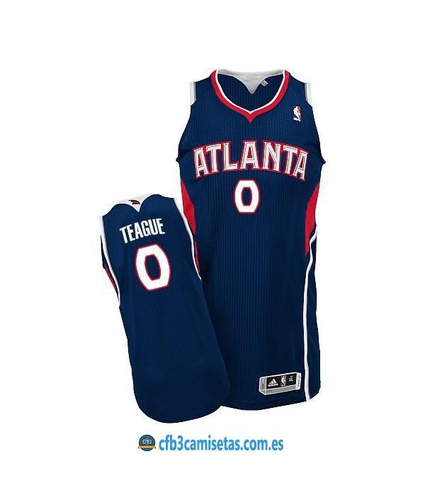 CFB3-Camisetas Jeff Taegue Atlanta Hawks Road
