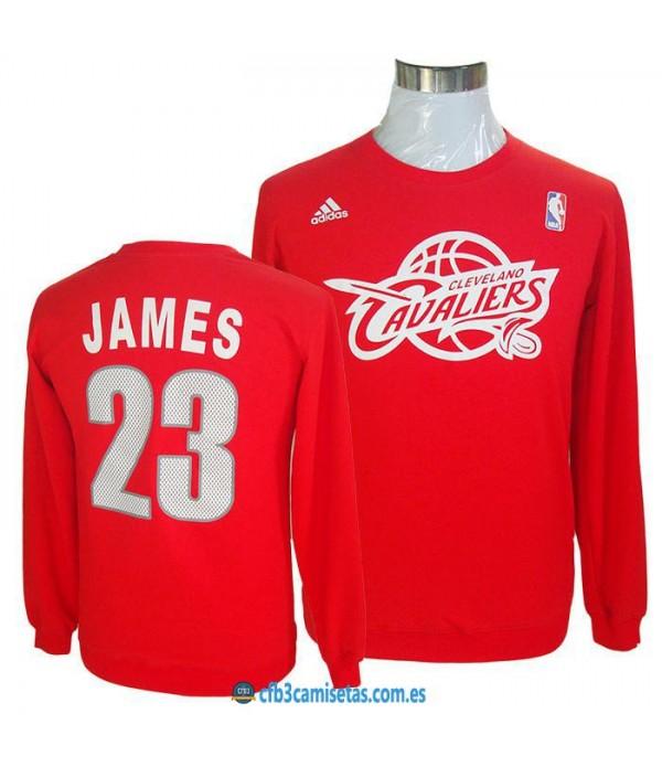 CFB3-Camisetas Jersey James roja