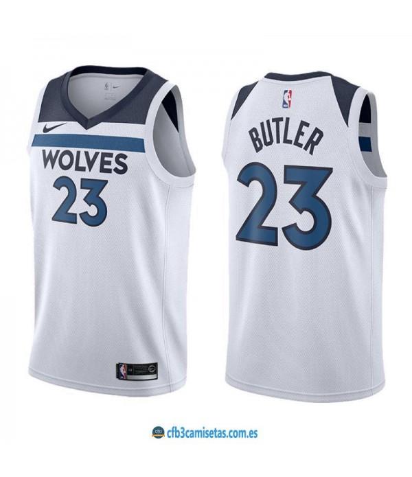 CFB3-Camisetas Jimmy Butler Minnesota Timberwolves Associaton