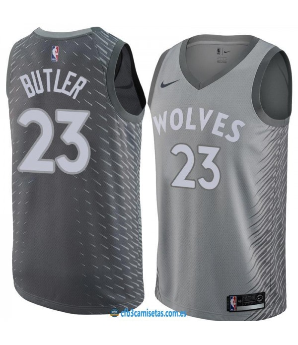 CFB3-Camisetas Jimmy Butler Minnesota Timberwolves City Edition