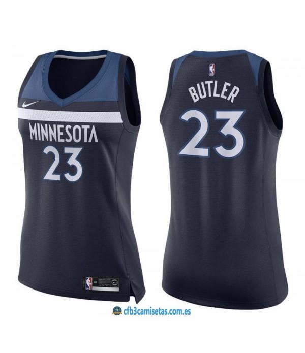 CFB3-Camisetas Jimmy Butler Minnesota Timberwolves Icon