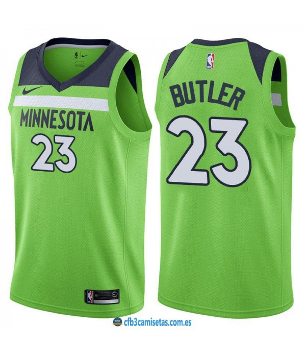 CFB3-Camisetas Jimmy Butler Minnesota Timberwolves Statement